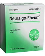 Neuralgo-Rheum Rx Injection Solution