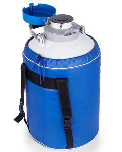 Dewar (liquid nitrogen tank)