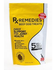Beef Dog Treats Joint Health