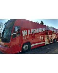 Mobile Clinics Heart Disease Screening