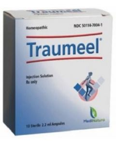 Traumeel Rx Injection Solution